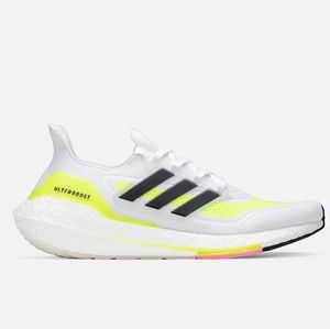 Adidas ultra boost 21 running sneakers 5.5